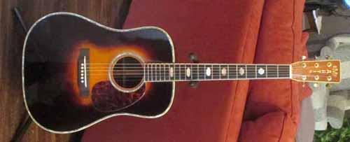 1971 Martin D-41 $4,000.00